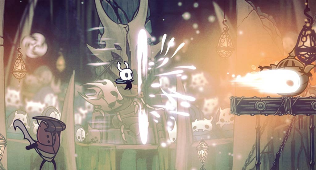 Карты Hollow Knight
