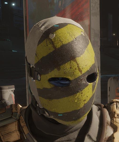 Sting Face Mask