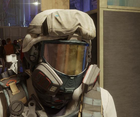 Chemist Face Mask