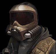 Haze Face Mask