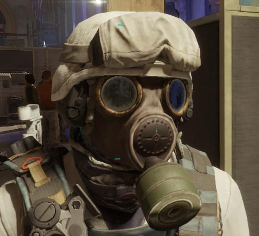 Trench Face Mask