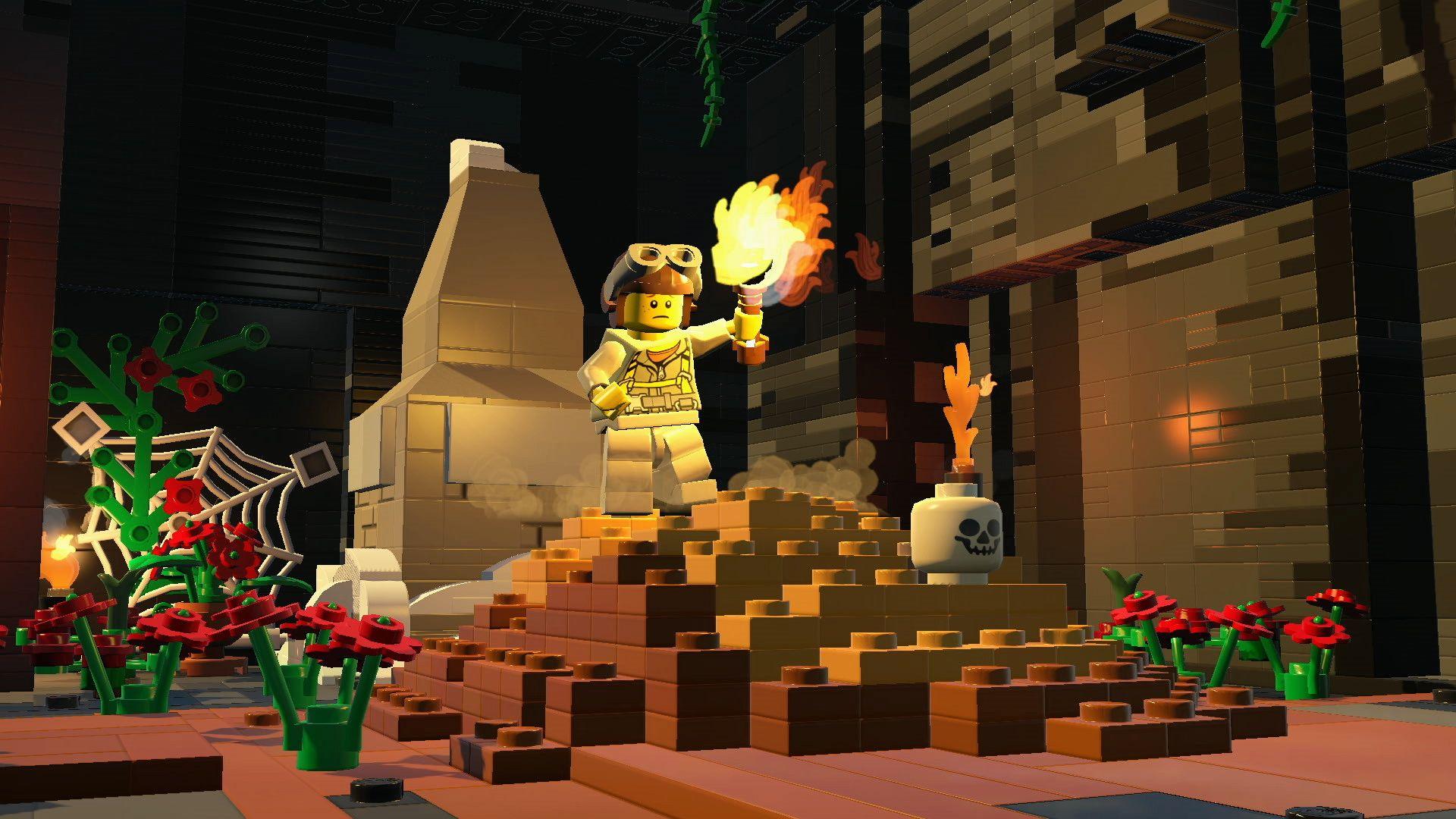 LEGO Worlds — коды разблокировки миров и читы