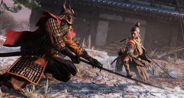 Как убить змея Sekiro