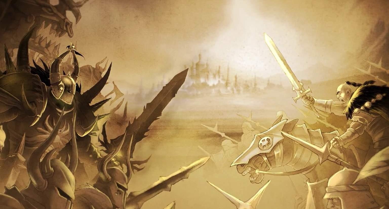 Warhammer Chaosbane последняя битва