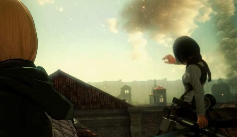 Attack on Titan 2 Как спасти мертвых персонажей