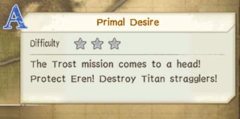 Миссия Марко, Яна и Митаби - «Изначальное желание».