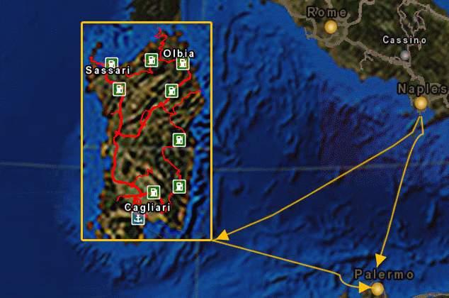 Сардиния (Италия, DLC)