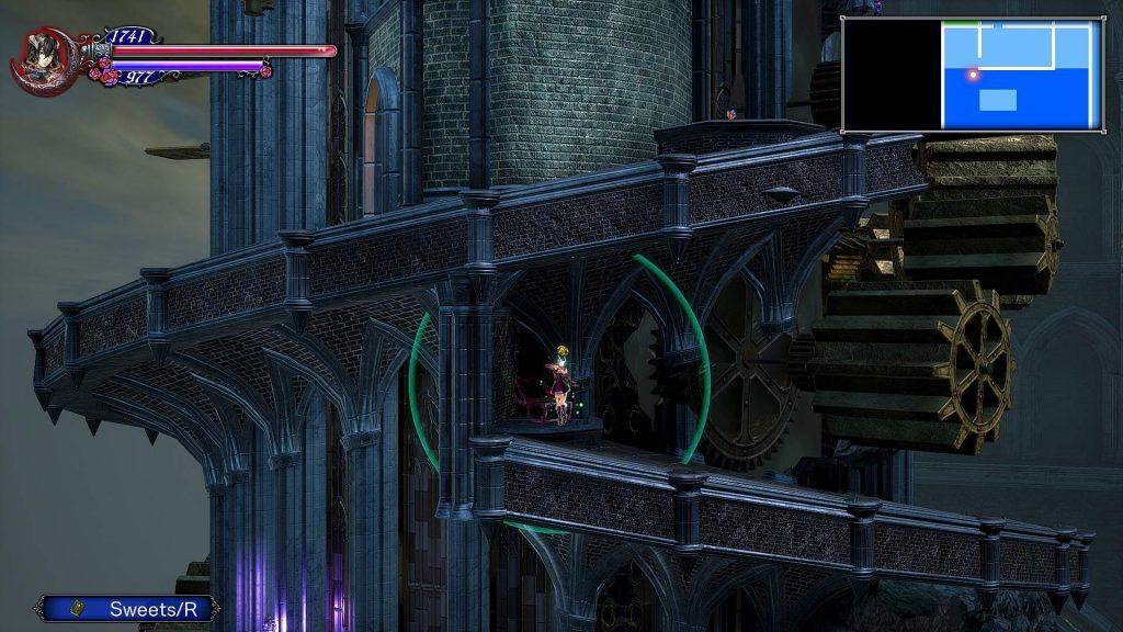 Сладости - Башня Двойного Дракона