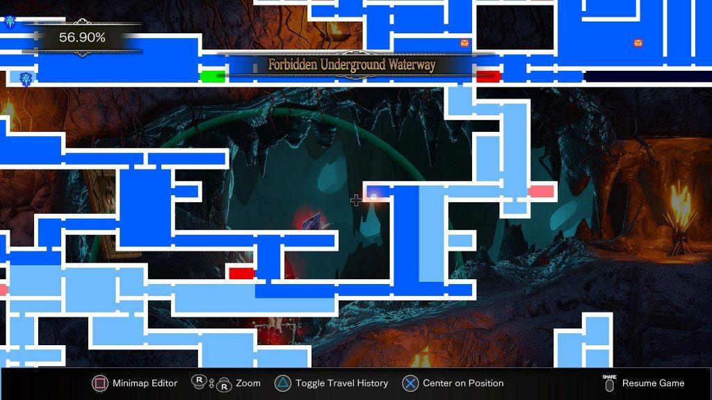 Forbidden Underground Waterway