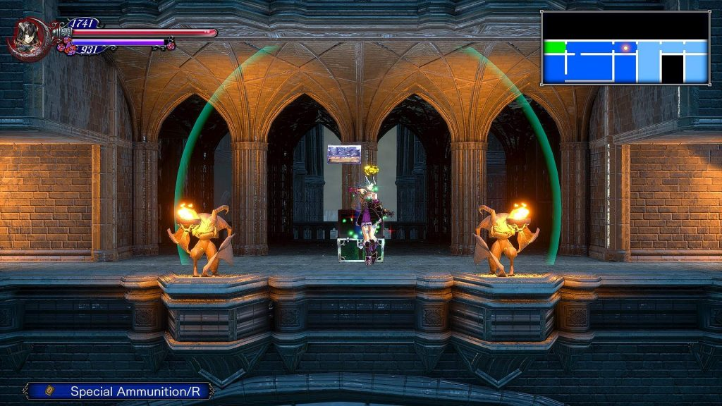 Специальные боеприпасы - Башня близнеца Дракона
