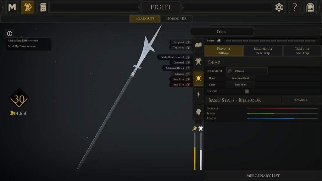 MORDHAU оружие