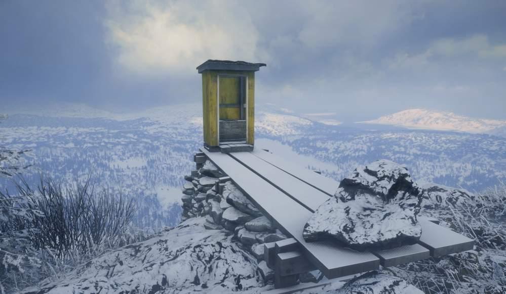 The Hunter Call of the Wild — зоны Yukon