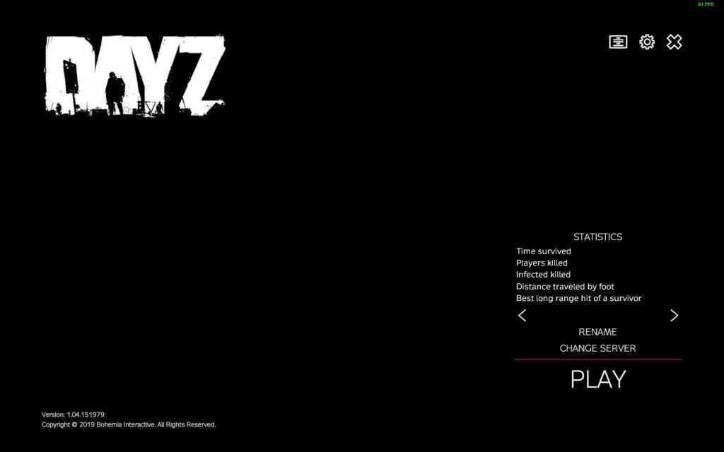 DayZ ошибка