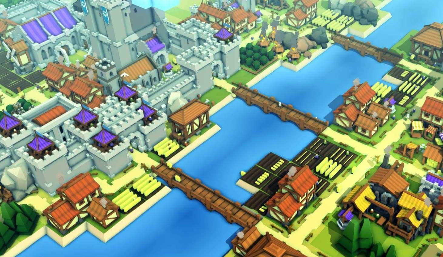 Kingdoms and Castles — руководство по Нории
