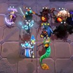 Dota underlords - как выиграть игру?