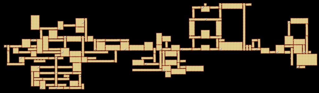 Minoria карта