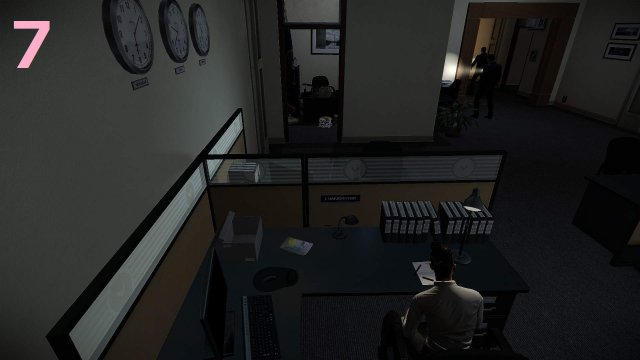 PAYDAY 2 - Breakin' Feds - Gage Packages Location