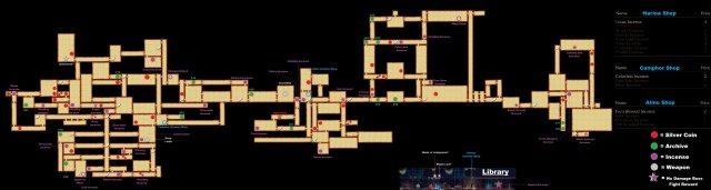 Minoria - полная карта