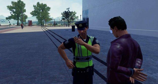 Police Simulator Patrol Duty