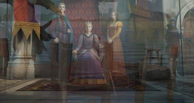 Queen's Wish The Conqueror