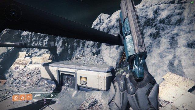 Destiny 2 - расположение эмблемы-пасхалки от НАСА