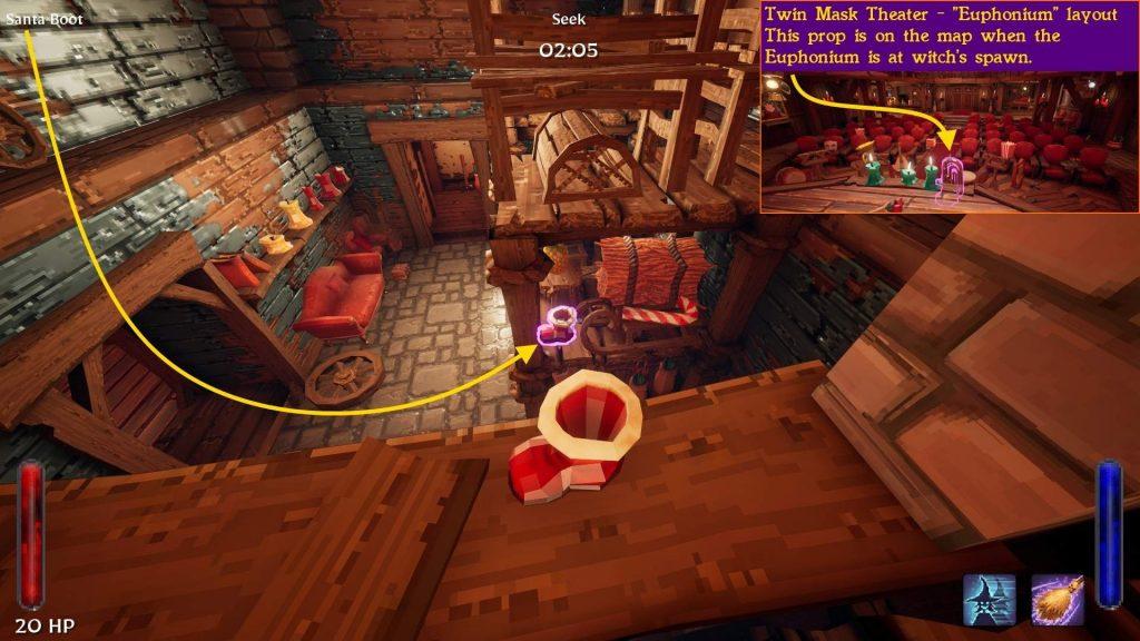 Witch It - все предметы в игре