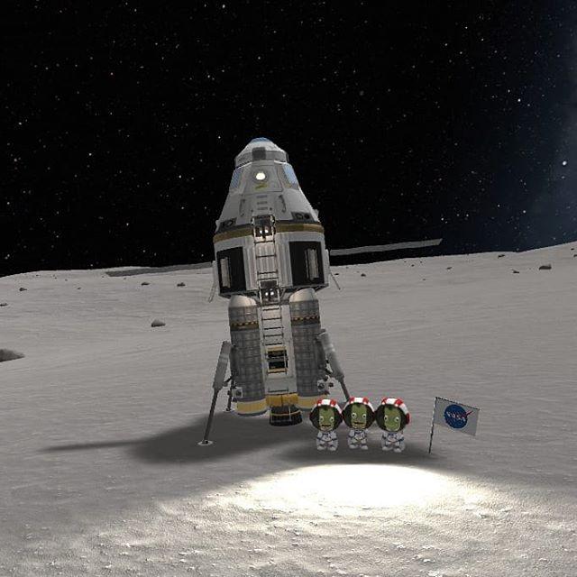 Kerbal Space Program - предорбитальный путеводитель