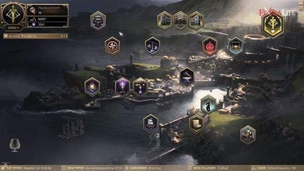 Wolcen Lords of Mayhem - полный список зданий