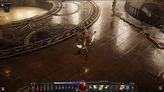 Wolcen Lords of Mayhem - список всех навыков