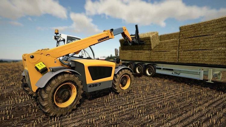 Farming Simulator 19 - как работать прямыми линиями