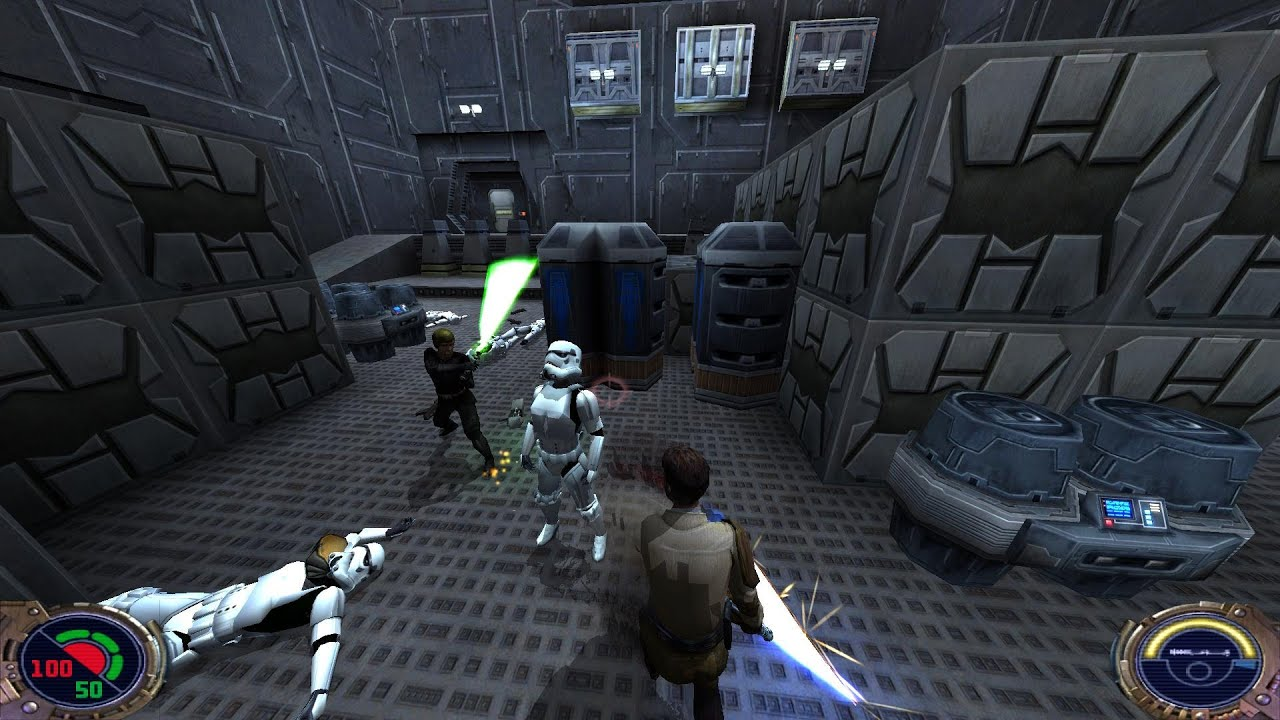 Star Wars Jedi Knight 2: Jedi Outcast игра