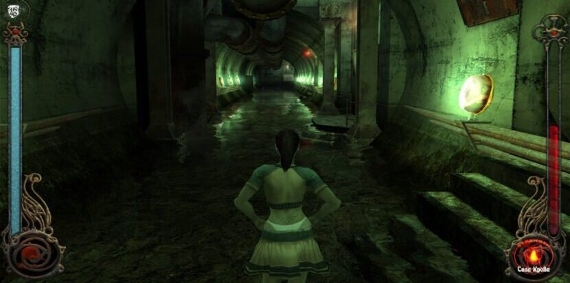 Vampire: The Masquerade игра онлайн