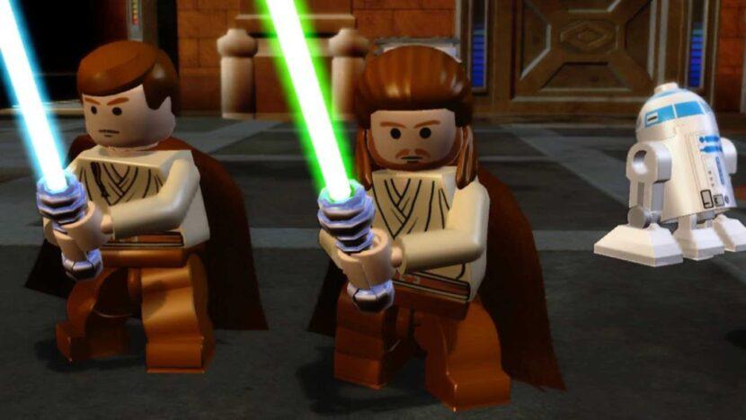 Lego Stars Wars - Полная сага