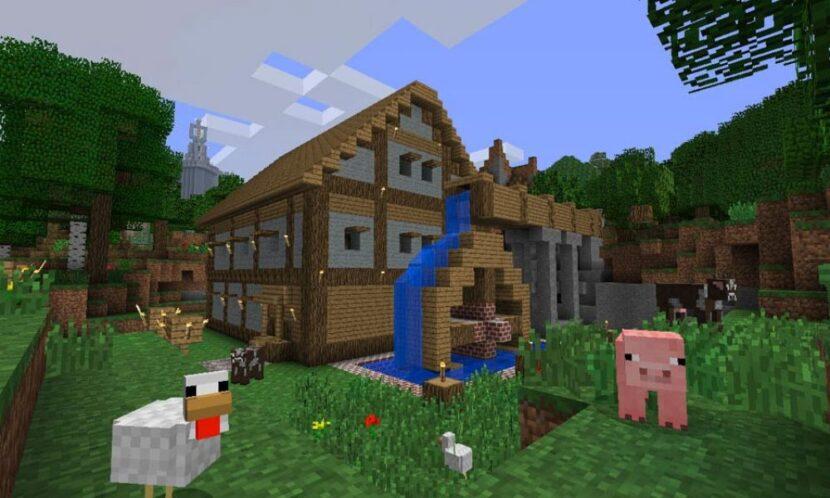 Minecraft онлайн