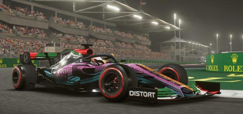 F1 2019 автосимулятор