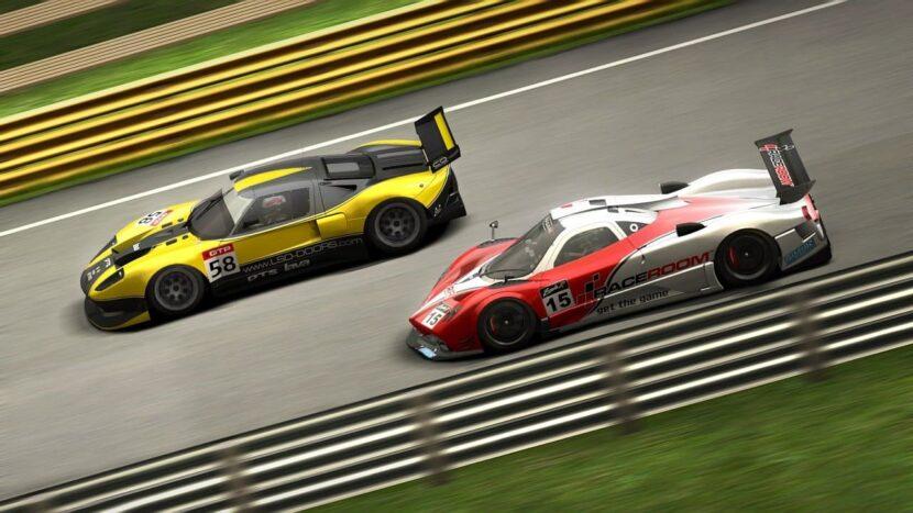 Race: Injection авто