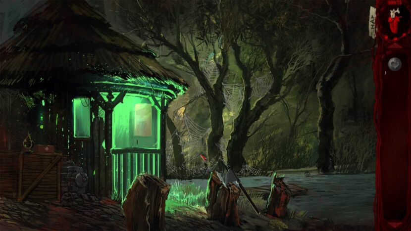 Darkwood хоррор