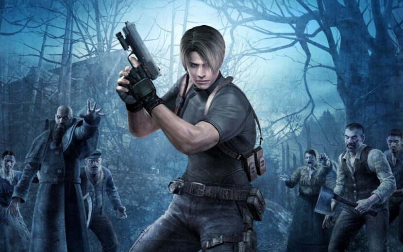 Resident Evil 4 игра