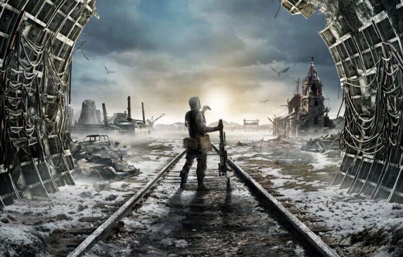 off the rails metro exodus