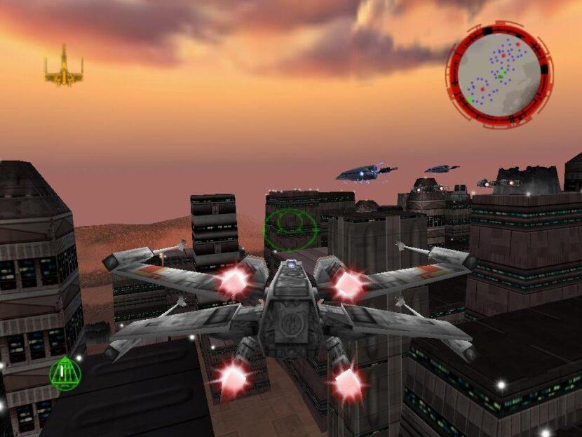 Star Wars: Rogue Squadron