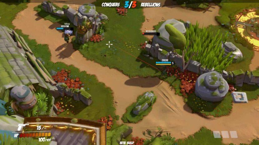 Veterans Online игра на пк