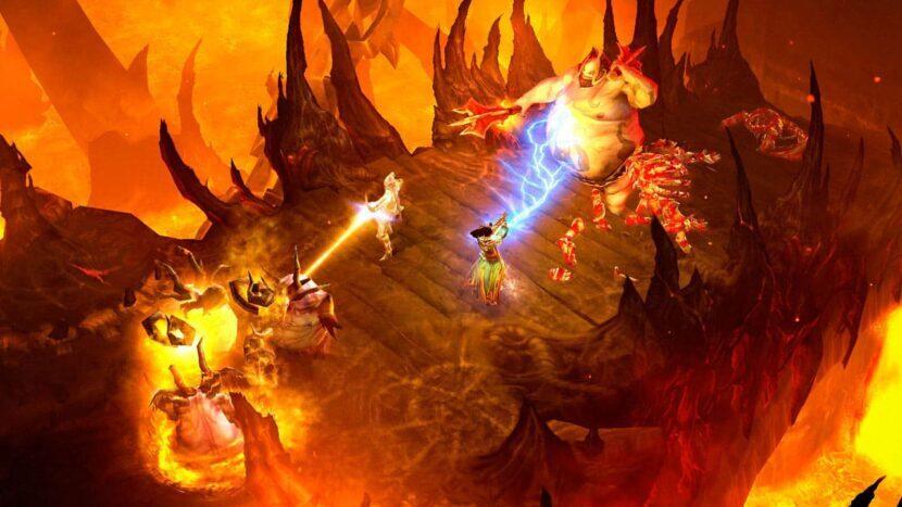 Diablo 3 экшн