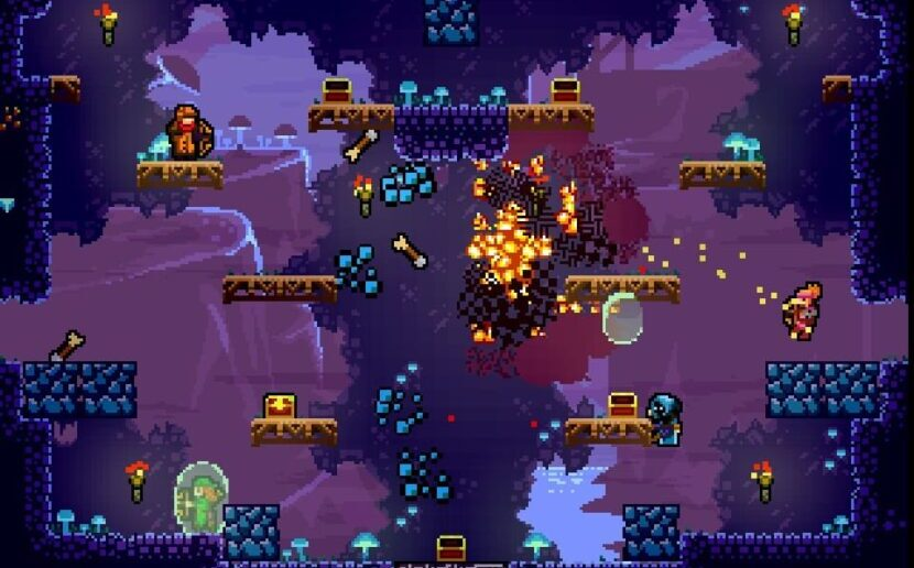 Towerfall Ascension игра