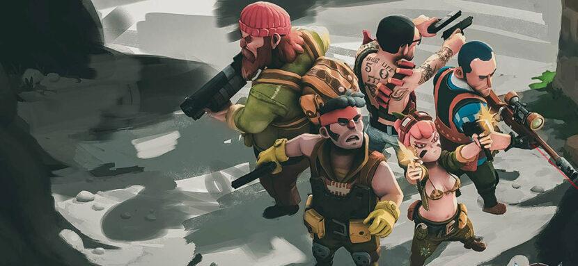 Veterans Online игра