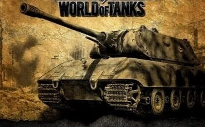 WORLD OF TANKS компьютерная игра онлайн