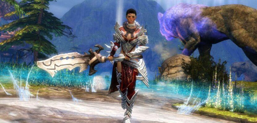 Guild Wars 2 игра онлайн комп