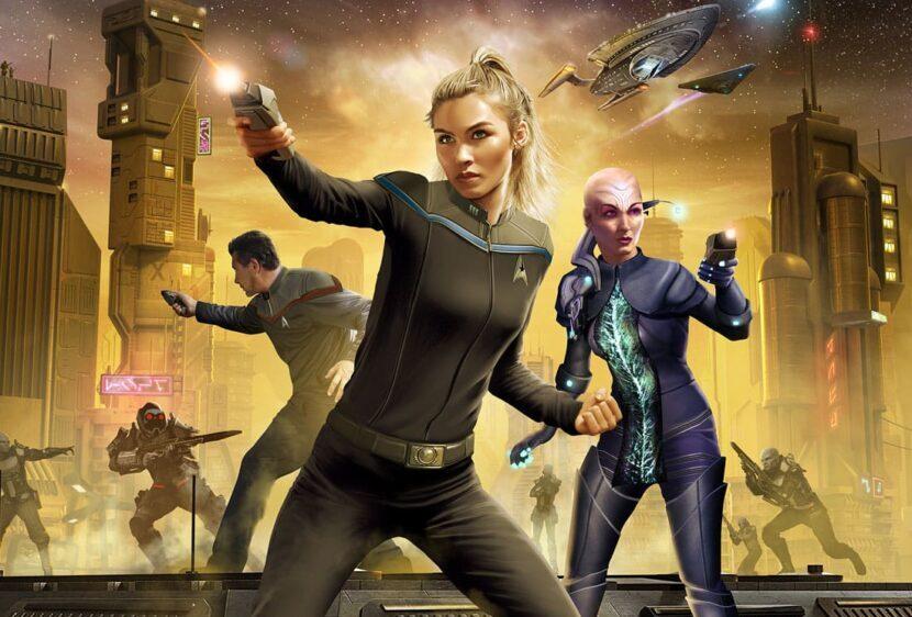 STAR TREK ONLINE компьютерная игра онлайн