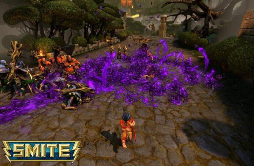 Smite Многопользовательская игра в жанре MOBA