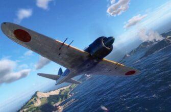 World of Warplanes аркада