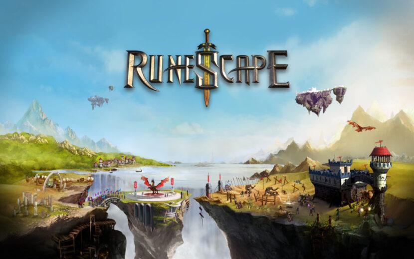 RUNESCAPE Кроссплатформенная браузерная многопользовательская ролевая онлайн-игра